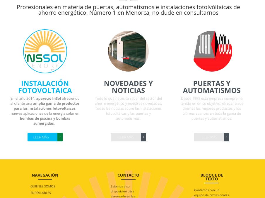 Estrenamos estética y página web